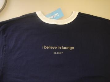 I believe in Luongo