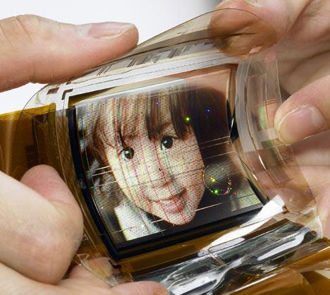 Sony TV Screen