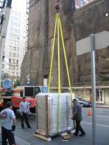 UPS with Crane