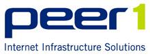 PEER 1 Logo